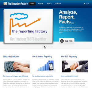 The Reporting Factory