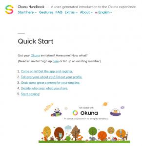 Okuna Handbook